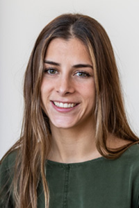 Portrait of Hailey Juszczak, UCSF OCPD trainee