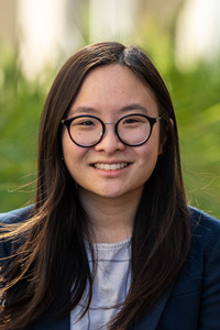 Portrait of Jennifer La, UCSF OCPD trainee