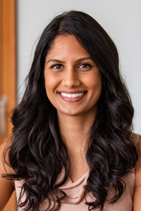 Portrait of Punam Patel, UCSF OCPD trainee